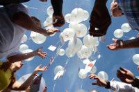 Luftballon-Spiel