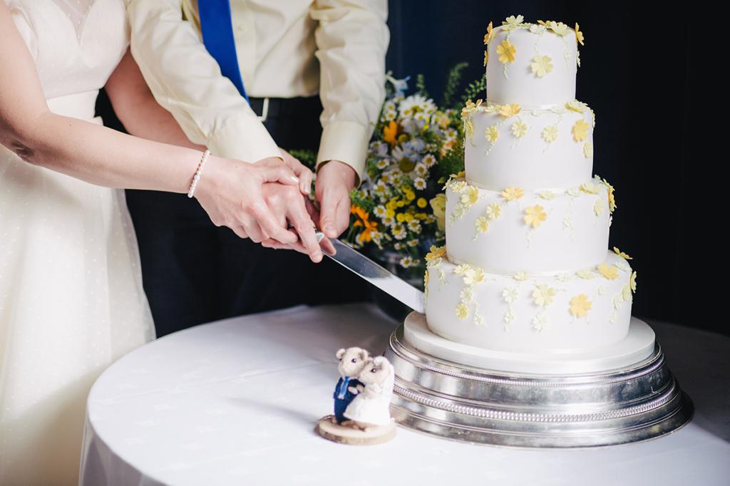 Hochzeitstorte - Trends 2018