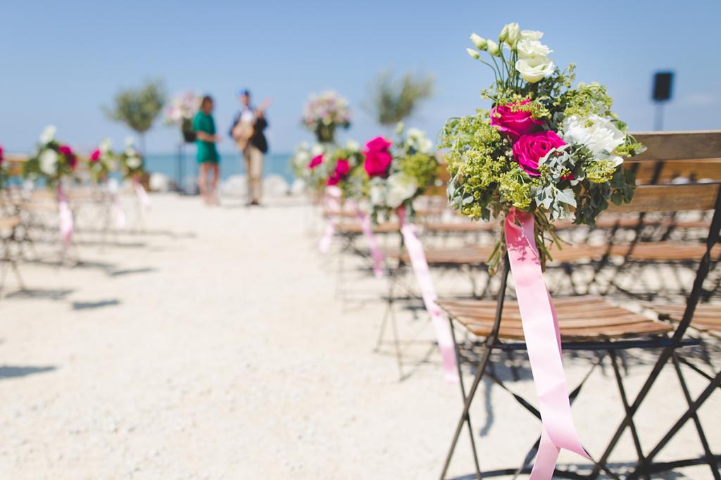 Heiraten - Farbtrends 2018